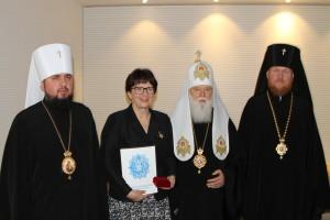 Kalniete_Patriarhs Filarets